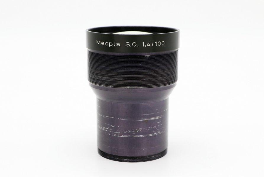 Meopta S.O. 1,4/100