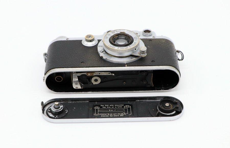 Leica III kit (Germany, 1939)