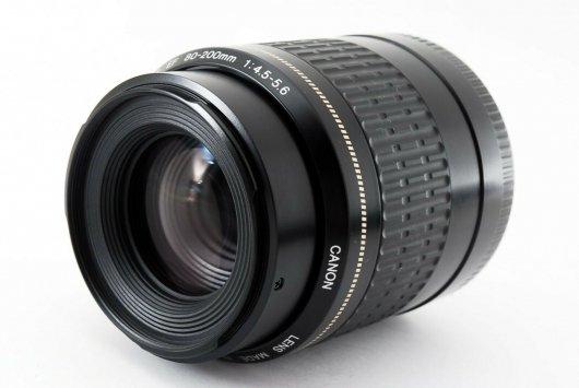 Canon EF 80-200mm f/4.5-5.6